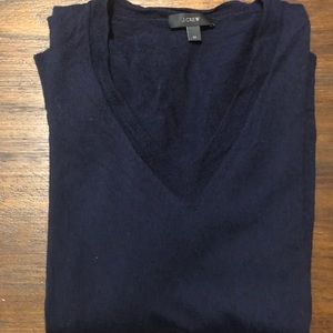 JCrew VNeck Tissue Sweater